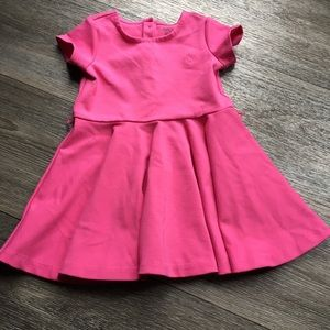 Ralph Lauren Girls Fit and Flare Dress 👗